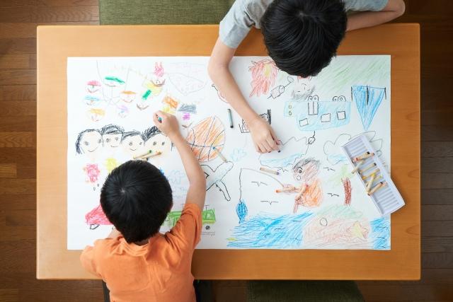 子供 絵画教室 メリット