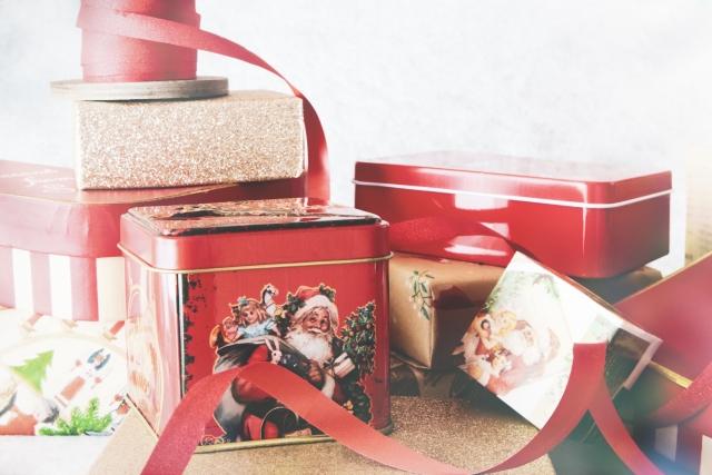 クリスマスプレゼント 交換 ゲーム